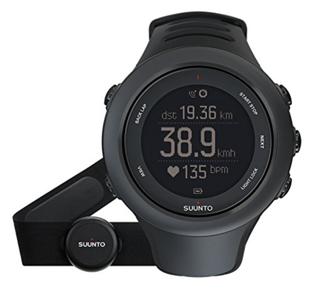 Suunto Ambit3 Sport HR Triathlon Watch