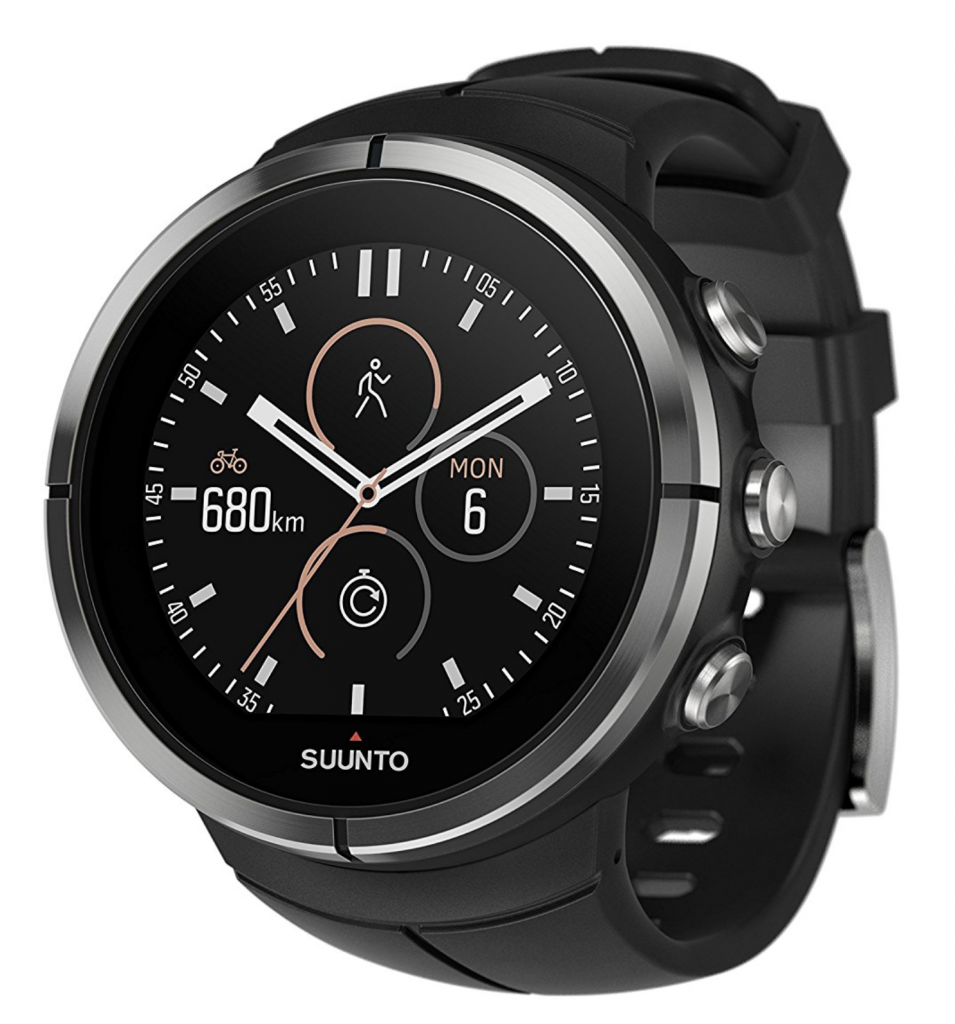 Suunto Spartan Ultra Triathlon Watch