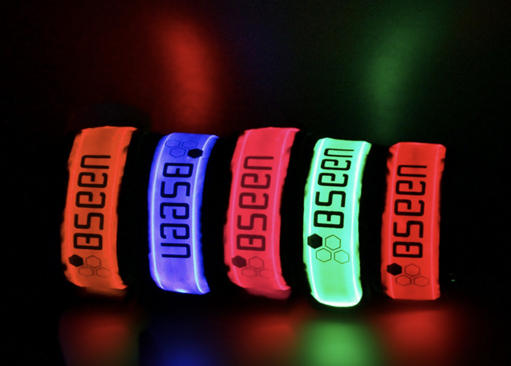 Bseen LED Running Armband - different colors