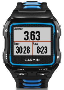 Garmin Forerunner 920XT Triathlon GPS watch Black:Blue Watch with HRM-Run