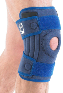 Neo G Medical Grade VCS Stabilized Open Knee brace with Patella Support