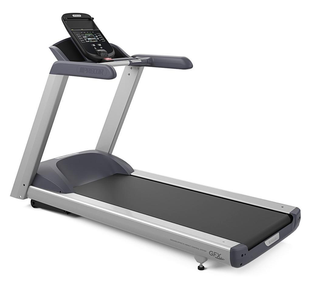 Precor 445 Precision Series Treadmill