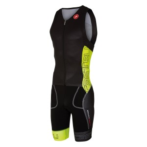 Castelli Men's Free Sanremo Sleeveless Tri Suit