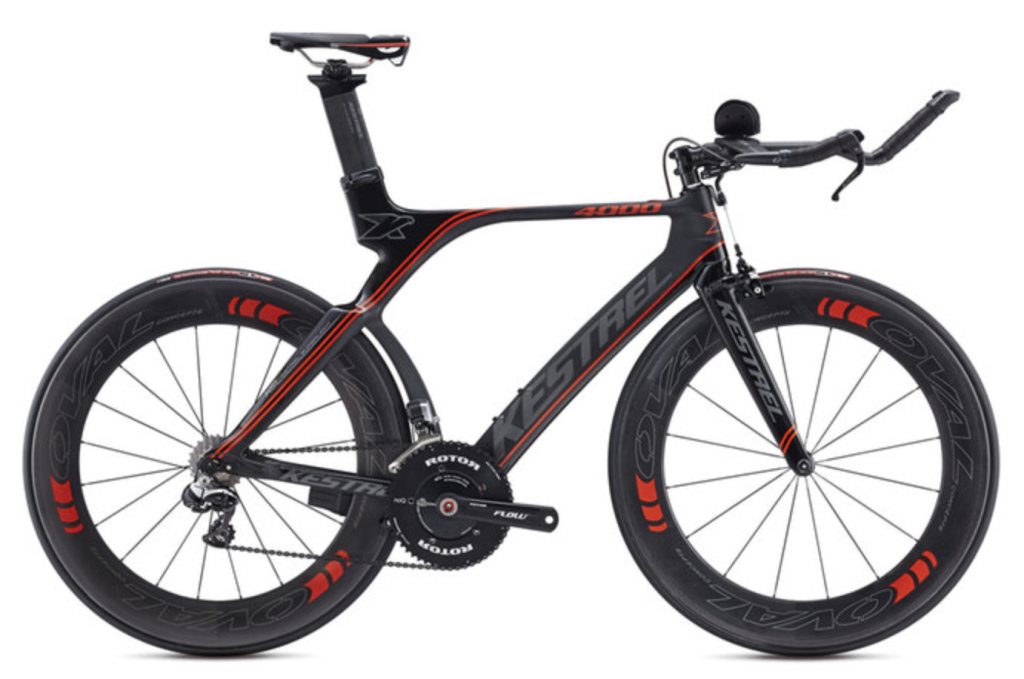 Kestrel 4000 Road Triathlon Bike - 2016 Shimano Dura Ace Di2