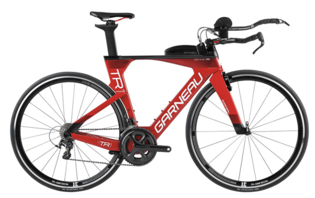Louis Garneau Gennix TR1 Elite Triathlon Bike - 2016
