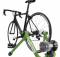 Kinetic Road Machine 2.0 Fluid Trainer Indoor Bike Resistance Trainer with road race bike